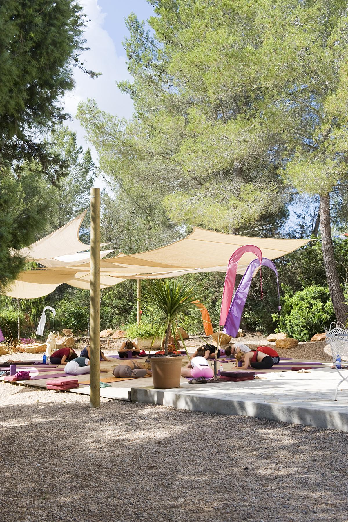 Ibiza reis yoga retreat
