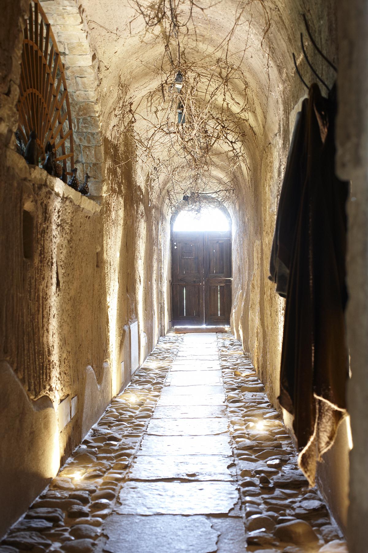 Italie eremito stilte retraite klooster