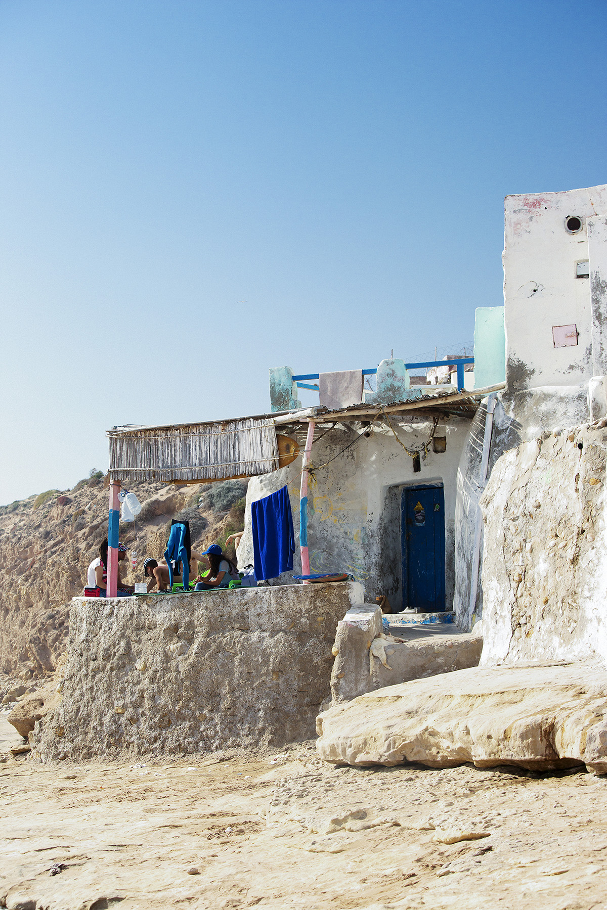 Marokko surfen en yoga reis