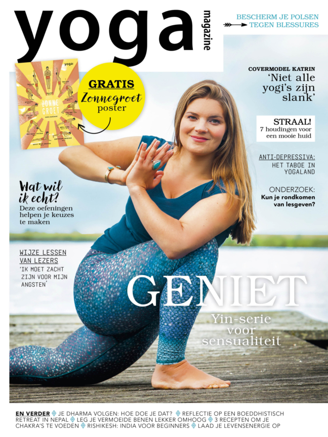 Yoga Magazine 4 - 2017