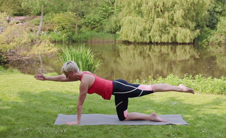 yoga bootcamp voor thuis
