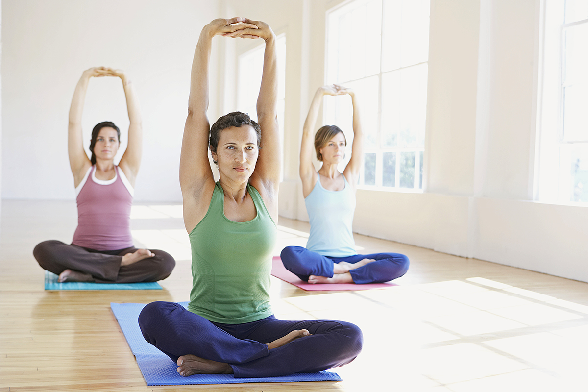 welke yogastijl past bij jou