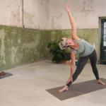 Fit met yoga
