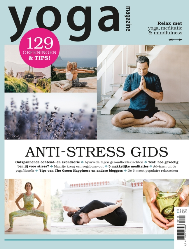 Yoga Magazine anti-stress gids