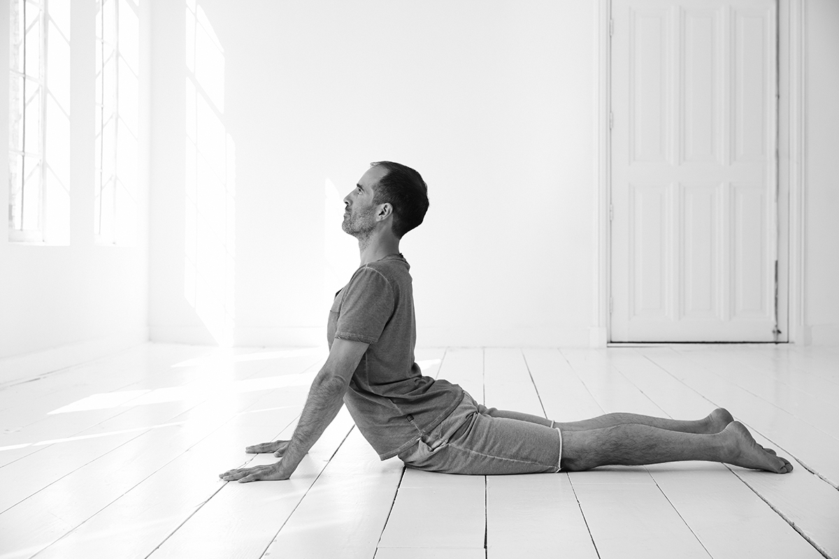 Yoga voor je onderrug