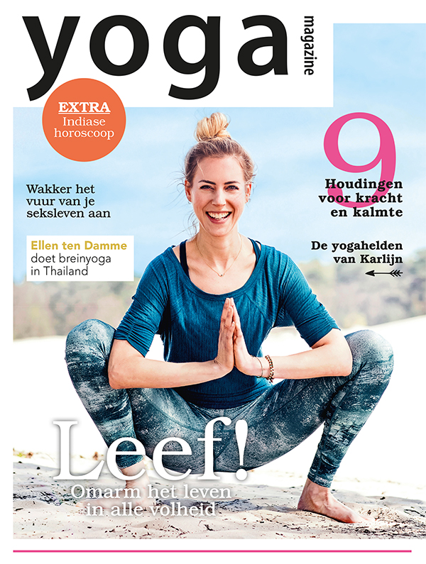 yoga magazine karlijn visser holistik
