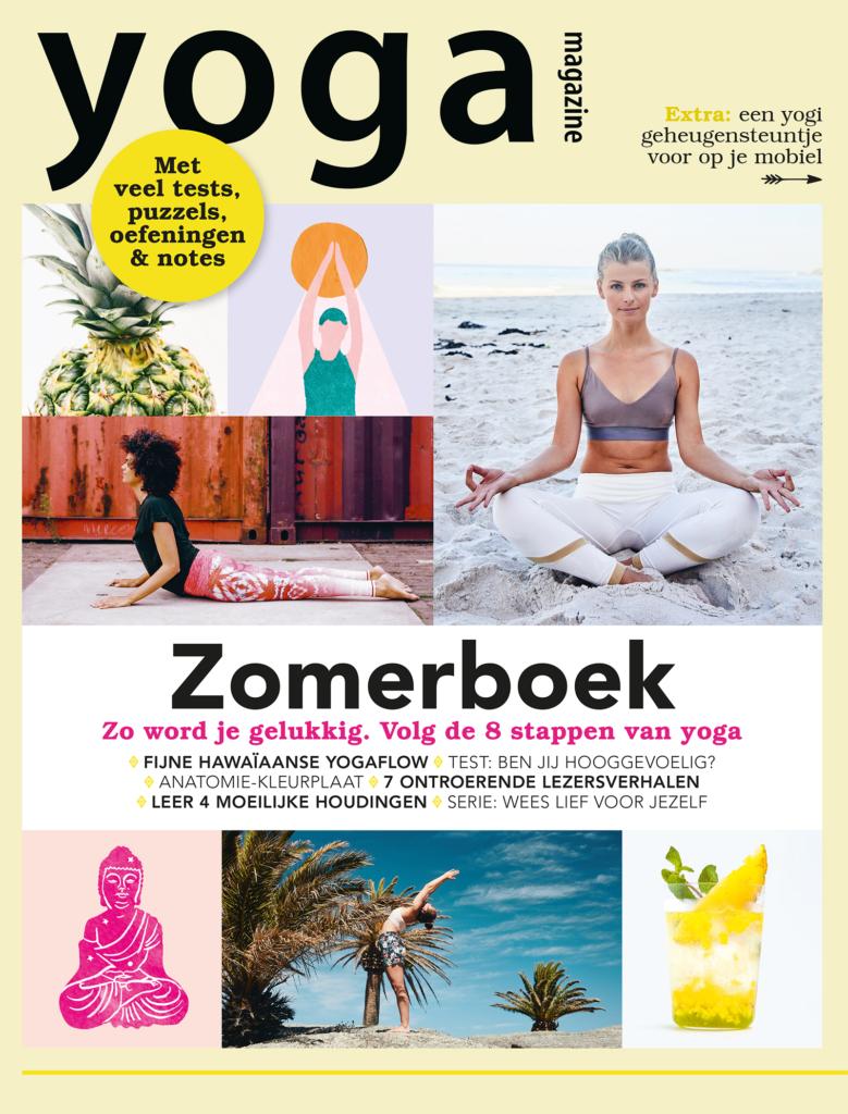 yoga zomerboek