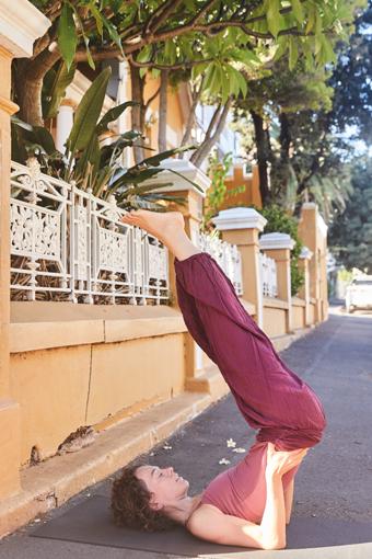 zelfliefde door yoga