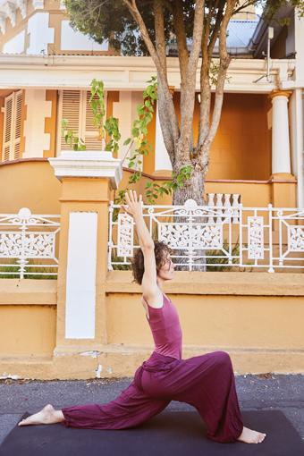 meer zelfliefde door yoga