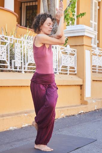 meer zelfliefde met deze yogaserie