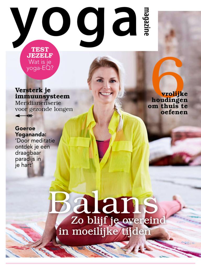 Yoga Magazine 3