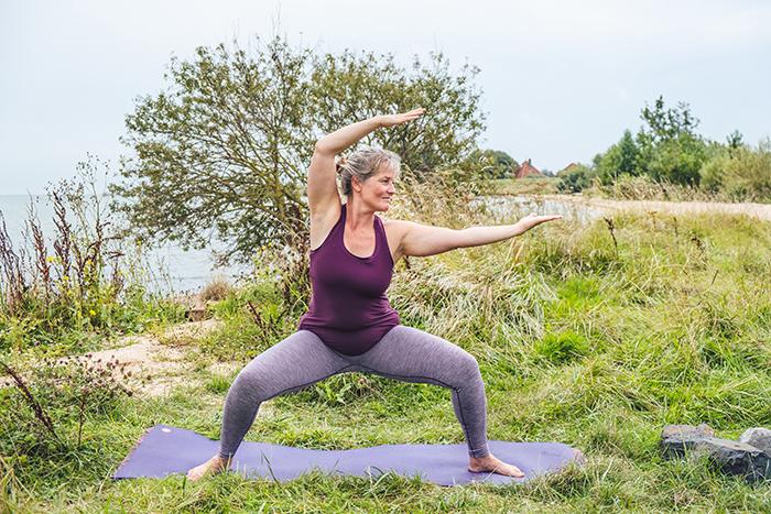 Odaka yoga Petra Meirink