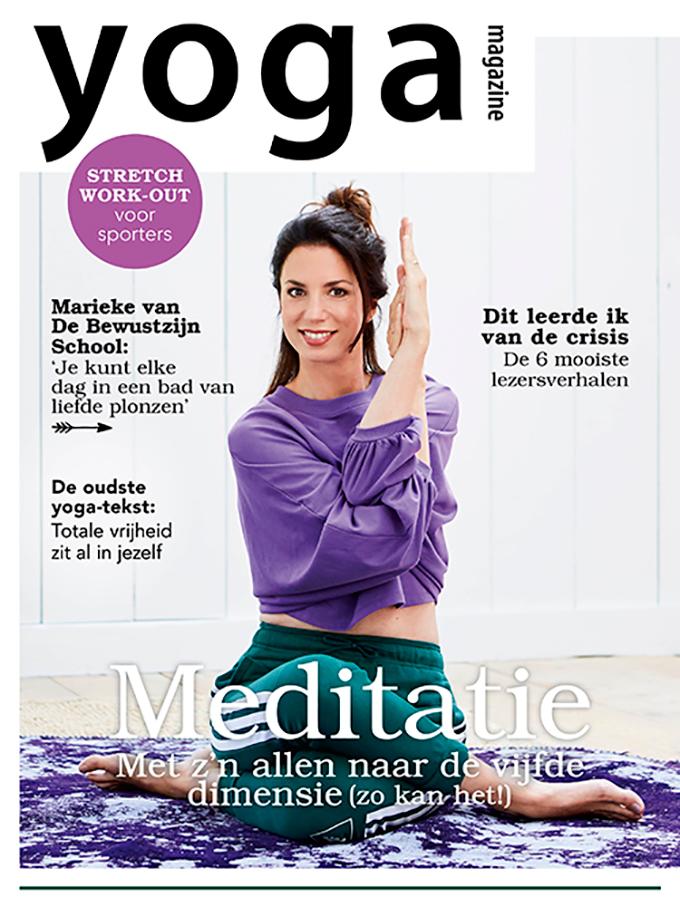 Yoga Magazine 4 - 2020