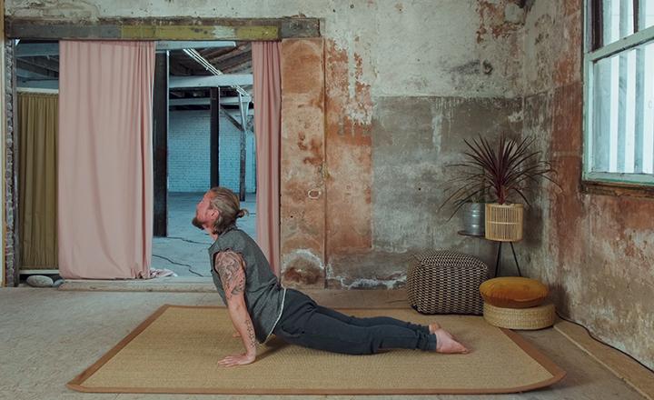 Nieuwe les: Zachte flow voor soepele spieren en energie