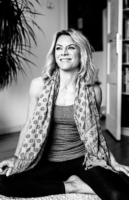 verdieping yoga column resi