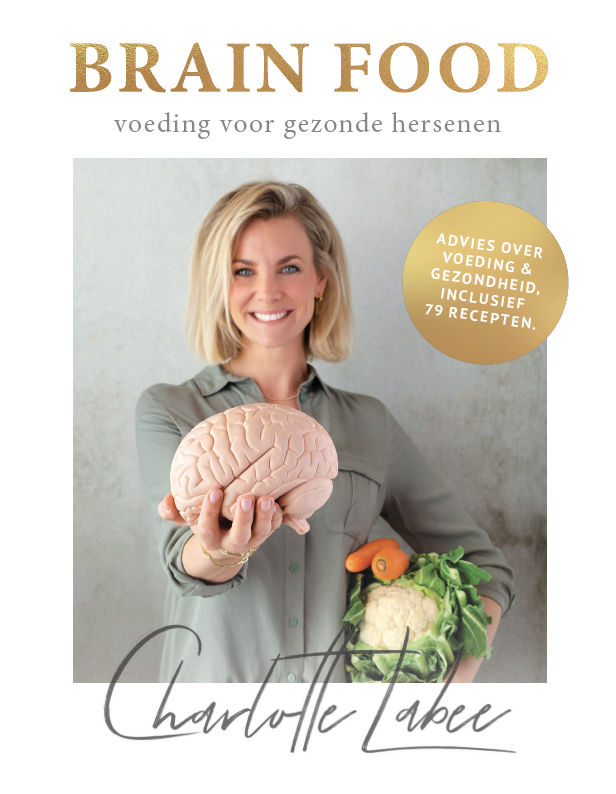 brain food boek - charlotte labee