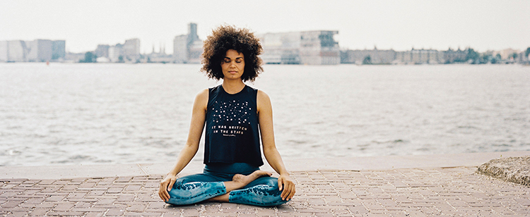 Yoga houdt je jong