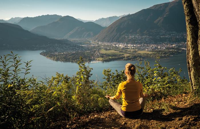 yogavakantie zwitserland