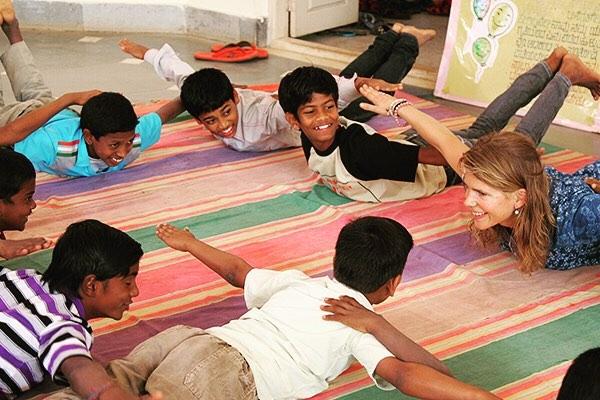Yoga Gives Back - Anouk Prop