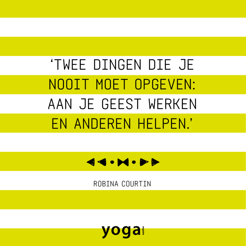 quote Robina Courtin
