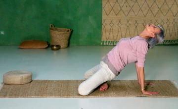 Yoga voor een soepele rug en onderrug