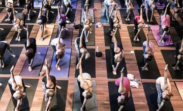 Yoga festival tip: YogaFest Amsterdam