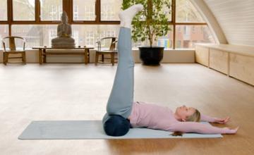 Yin yoga voor je spijsvertering