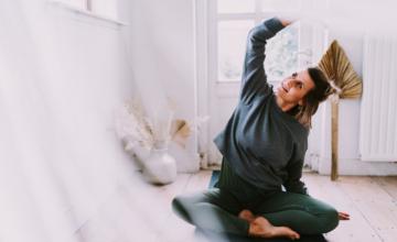 Eva Daeleman: 'Ik vertrouw erop dat het universum het goed met mij voor heeft'