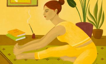 Laat het weten wankelen: 3 yogamythen ontrafeld