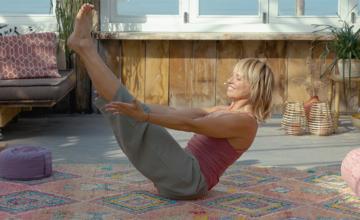 Yoga voor zelfliefde: Embrace your inner heart