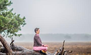 Yoga hielp Jeannette bij het verlies van haar man