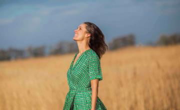 Miriam: 'Langzaam werd ik meer dan alleen mijn hoofd'