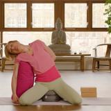 Yin yoga voor je rug nek en schouders