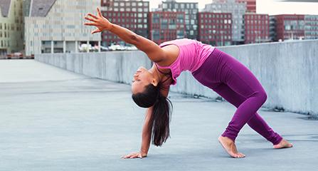Alles over Vinyasa yoga