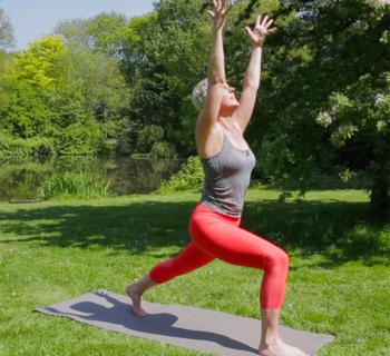 Bootcamp yoga