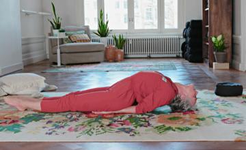 Beter slapen met yoga