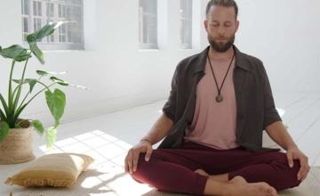 Meditatie om spanning los te laten