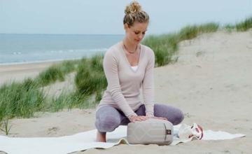 Yogaoefeningen voor een sterke bekkenbodem
