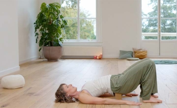 Yoga tegen stress, angst en onrust