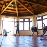 Op Yin yoga retraite in Portugal