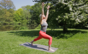 Yoga bootcamp – week 1