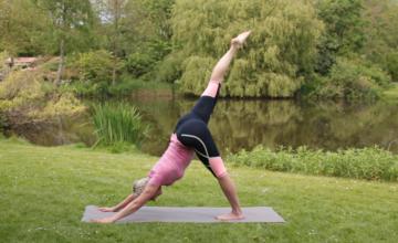 Yoga bootcamp – week 6