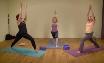 Vinyasa oefeningen voor meer energie