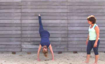 Handstand Challenge – les 2