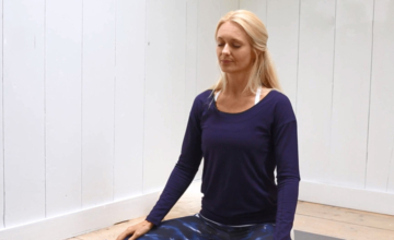 Mindfulness yoga en meditatie
