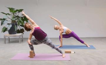Yoga-oefeningen voor je rug en ruggengraat