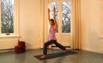 Yoga om los te laten