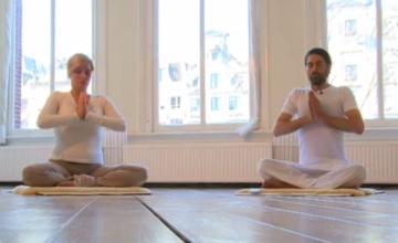 Kundalini yoga met Wessel