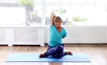 Oefeningen voor je schouders