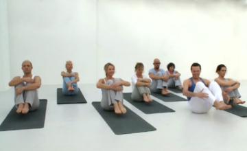Yoga met BN-ers